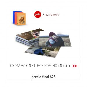 100 fotos x 25usd