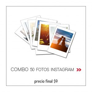 PROMO3 50 fotos inst. x 9USD.
