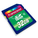 TRANSCEND MEMORIA SD 32GB CLASS 4 TS32GSDHC4