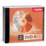 dvd r caja