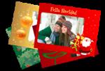 8015101 Felicitaciones navidad 10x15 horizontal